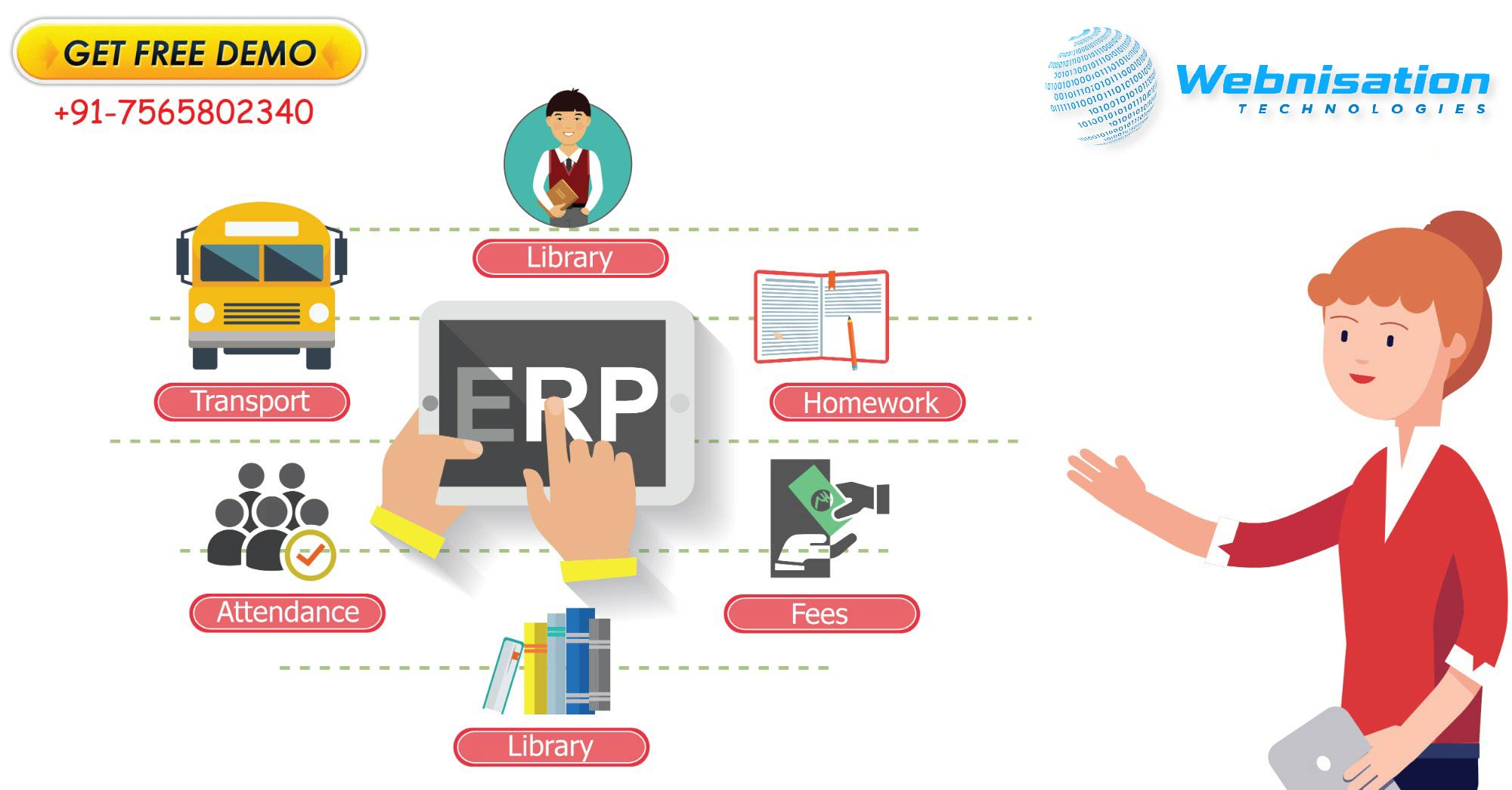 School Management Software|Best School ERP Software Allahabad